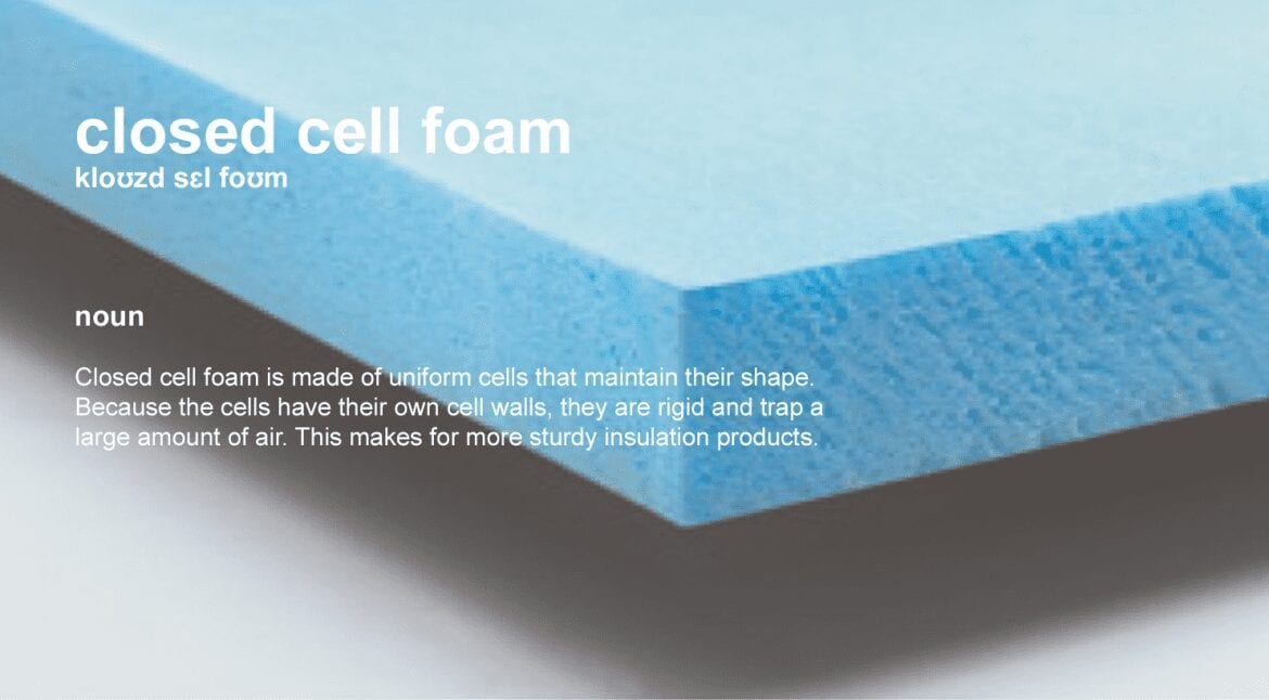 closed-cell-insulation